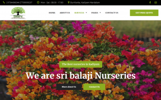 Sri Balaji nurseries
