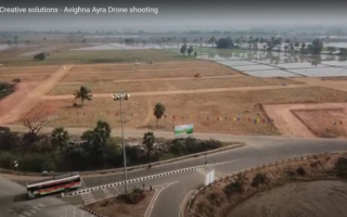 Smart Creative solutions - Avighna Ayra Drone shooting